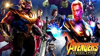 Avengers 4 NEW 2ND ** LEAKED** OFFICIAL TRAILER DESCRIPTION