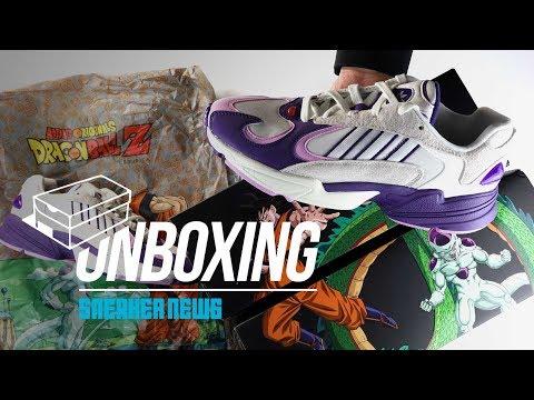 The  Dragon Ball Z  x adidas Yung-1