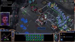 StarCraft 2 Whisper of Oblivion + Zerg Attack