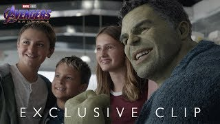 "Marvel Studios' Avengers: Endgame | ""Hulk Out"" Exclusive Clip"