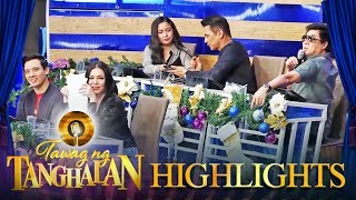"Tawag Ng Tanghalan: TNT hurados sing their own versions of ""Where Do Broken Hearts Go?"""