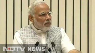 Controversy over Modi equating Badal with Mandela..