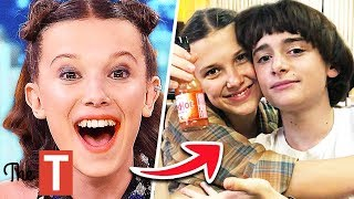 Stranger Things Season 3 Cast Real Ages And Relationships