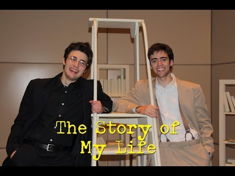Baixar The Story of My Life (the Broadway musical) performed by JJ Vavrik & Scott Berkowitz