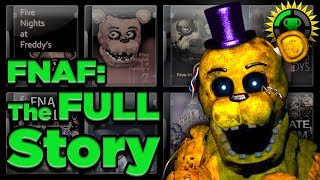 Game Theory: FNAF, The FINAL Timeline (FNAF Ultimate Custom Night)
