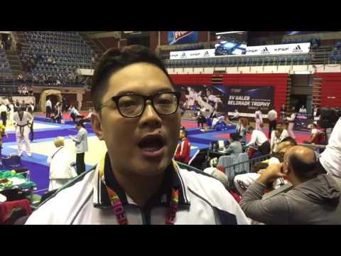 「飛躍奧運」成立 爭取跆拳道奧運入場券