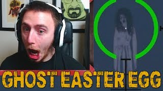 SCARY GHOST EASTER EGG! (GTA V Online w/ Goldy & Friends)
