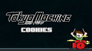 Tokyo Machine - COOKIES (Blind Drum Cover) -- The8BitDrummer