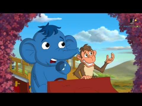 Blu and Mo
