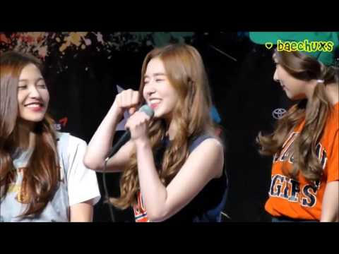 [♥] Reasons to fall in love with Irene (Aegyo Compilation) #1