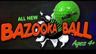 Шары для пейнтбола MIR Bazooka Ball 1.6 дюйма 10 шт