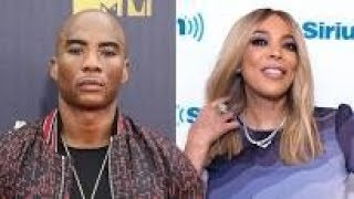 Charlamagne Tha God reconciles with Wendy Williams after she files for divorce from Kevin Hunter!