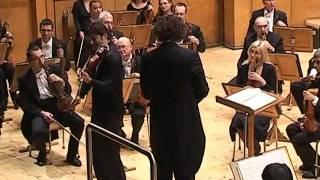 Sibelius - Violin Concerto, Philippe Quint (First movement, part 1)