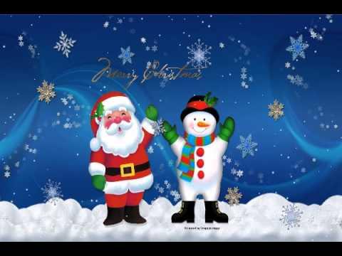 Christmas Santa Animated Gif