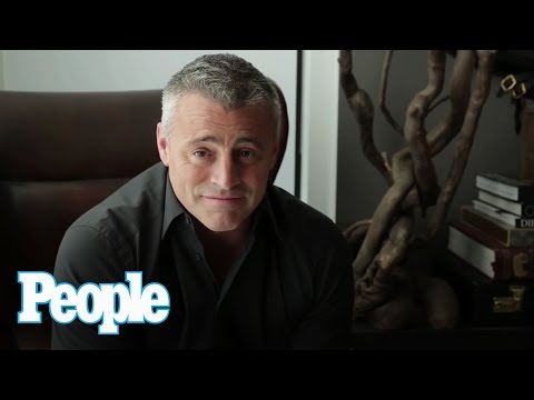 Matt LeBlanc: It's 'Embarrassing' but Also 'Cool' to be a PEOPLE Sexy Man