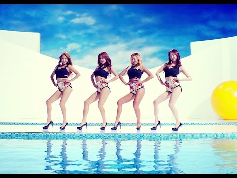 [MV] SISTAR(???)_Touch my body(?? ?? ??)