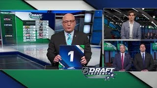 2019 NHL Draft Lottery results:  Devils win Draft Lottery, Rangers and Hawks rise  Apr 9,  2019