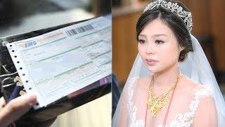 7 năm đi làm đều bị mẹ kế giữ hết tiền lương, đến ngày cưới thì khóc nức nở khi nhận được
