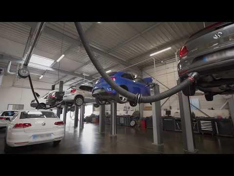 <p>Volkswagen installation in France</p>