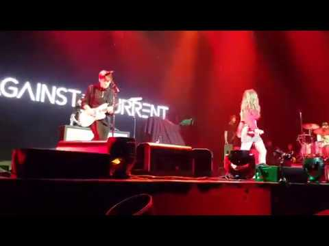 Against The Current - Voices (@AFAS Live, Amsterdam 4/4/18)