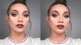 DOING MADDIE ZIEGLER'S MAKEUP!