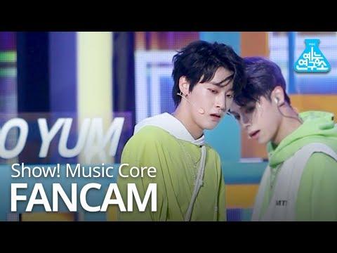 [예능연구소 직캠] 1THE9 - Spotlight (YOOYONGHA), 원더나인 - Spotlight (유용하) @Show Music core 20190413