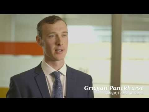 Hear from our Grads what it is like working at PwC