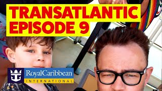 Royal Caribbean Independence of the Seas | Atlantic Ocean | Ep 9
