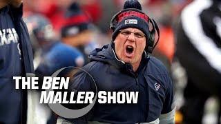 Why Texans HC Bill O'Brien Deserves To Be Fired - Ben Maller