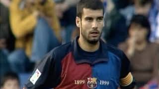 Season 1998/1999. Deportivo Alaves - FC Barcelona - 1:4