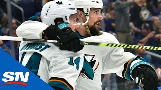How The NHL Could Have Actually Reviewed And Overturned San Jose Sharks Overtime Winner