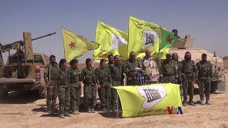 قوات_سوريا_الديموقراطية تحاصر داعش     -