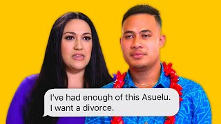 Kalani and Asuelu are considering Ending their Relationship | 90 day fiancé