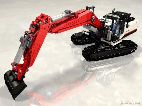 New Lego 42043 Mercedes Benz Arocs 3245 Motorized Videomoviles Com