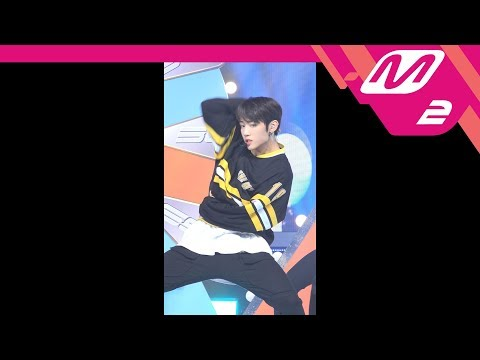 [MPD직캠] 더보이즈 선우 직캠 'GIDDY UP' (THE BOYZ SUN WOO FanCam) | @MCOUNTDOWN_2018.4.5