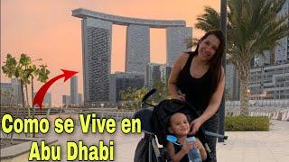 COMO SE #VIVE EN ABU DHABI 🇦🇪 🏢😍 #abudhabi #EmiratosArabesunidos #dubai