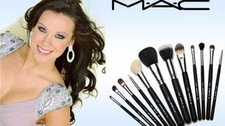 Must Have All Time Favorite MAC Brushes