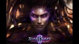 StarCraft II Heart of the Swarm #14 El Crisol