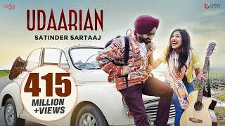 Udaarian (4K Video) - Satinder Sartaaj | Jatinder Shah | Sufi Love Songs | New Punjabi Songs 2018