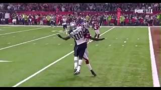 Patriots Game Winning Touchdown with Titanic Music
