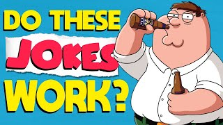 Why You Think You've Seen These Family Guy Jokes Before