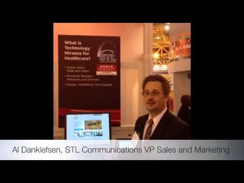 STL Communications Goes To HIMMS