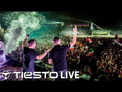 DJ Tiesto & Hardwell B2B - Live At Tomorrowland (Week 2) 2014