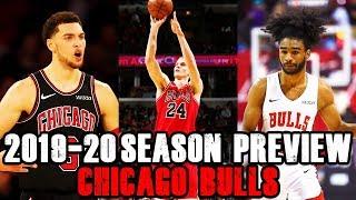 Chicago Bulls 2019-20 NBA Season Preview