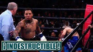 Gervonta Davis Destruyó a Hugo Ruiz en un round
