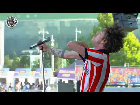 Cage The Elephant Lollapalooza Chile 2017 HD