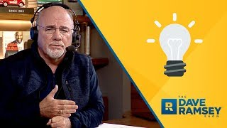 YOU Control YOU! - Dave Ramsey Rant