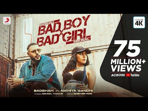 'Bad Boy x Bad Girl' video song ft. Badshah, Mrunal Thakur