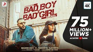 Bad Boy x Bad Girl – Badshah – Badass – Mrunal Thakur – Nikhita Gandhi Video HD