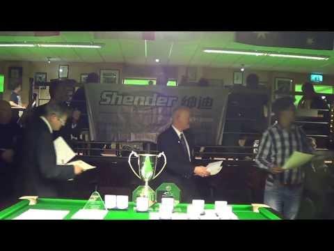 Prize Distribution Ceremony of 2013 World Billiards Championship